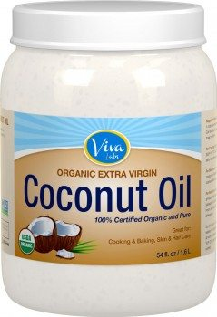 Viva Labs Organic Extra Virgin Coconut Oil, 54 Ounce Deal