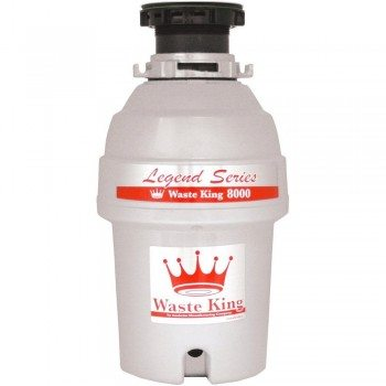 Waste King L-8000 Legend Series 1.0-Horsepower Continuous-Feed Garbage Disposal Deal