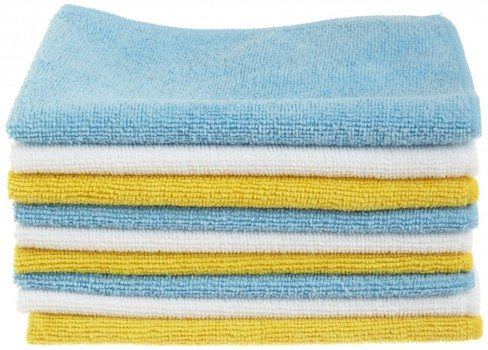 AmazonBasics Microfiber Cleaning Cloth - 24 Pack Deal