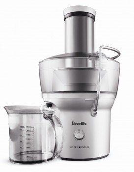 Breville BJE200XL Compact Juice Fountain 700-Watt Juice Extractor Deal