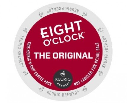 Eight O'Clock Coffee The Original, Keurig K-Cups, 72 Count Deal