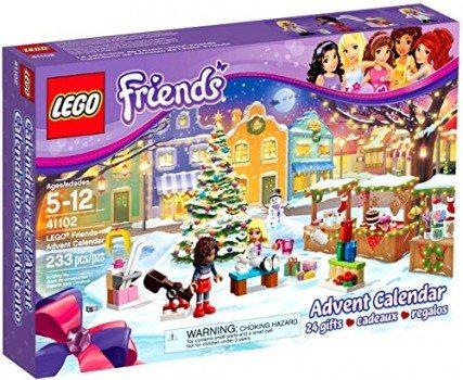 LEGO Friends 41102 Advent Calendar Building Kit Deal