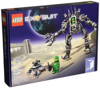 LEGO Ideas Exo Suit 21109 Deal