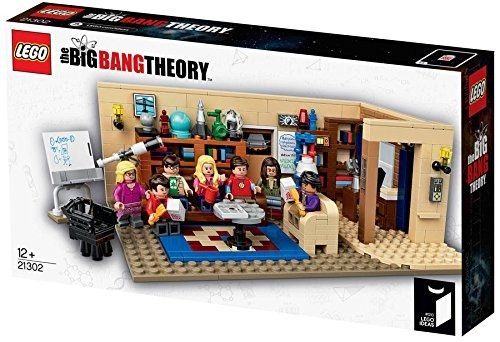 LEGO Ideas The Big Bang Theory 21302 Building Kit Deal