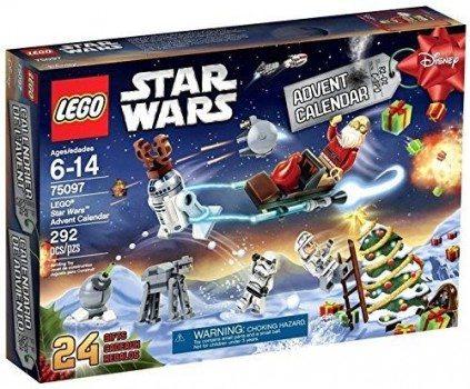 LEGO Star Wars 75097 Advent Calendar Building Kit Deal