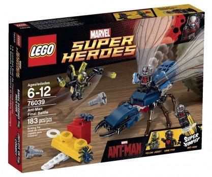 LEGO Superheroes Marvel's Ant-Man 76039 Building Kit Deal