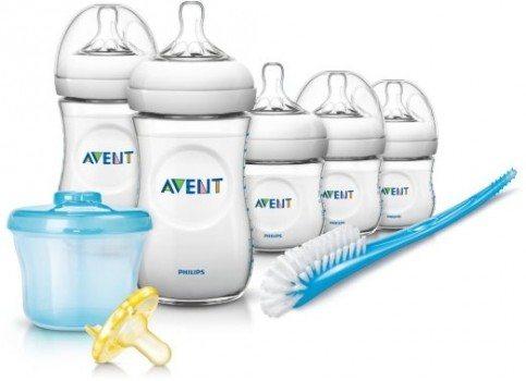 Philips Avent BPA Free Natural Infant Starter Gift Set Deal
