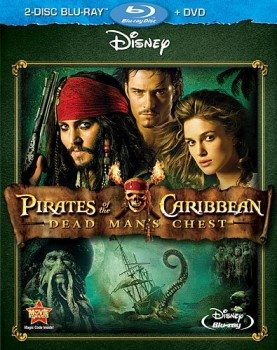 Pirates of the Caribbean Dead Man's Chest [Blu-ray] Deal