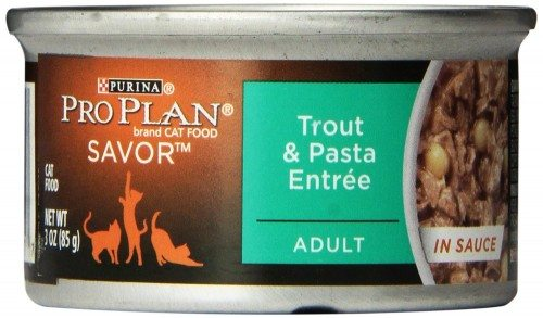 Purina Pro Plan Savor Canned Cat Food, 3-Ounce Cans, Pack of 24 Deal