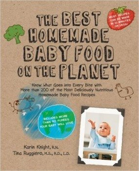 The Best Homemade Baby Food on the Planet Deal