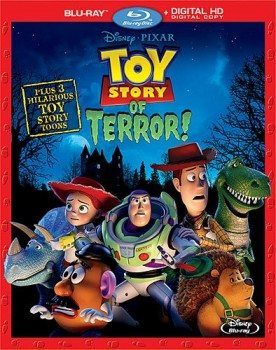 Toy Story of Terror (Blu-ray) Deal