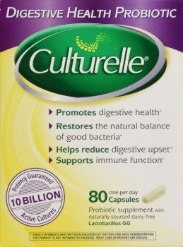 Culturelle Digestive Health Probiotic, 80 Capsules Deal