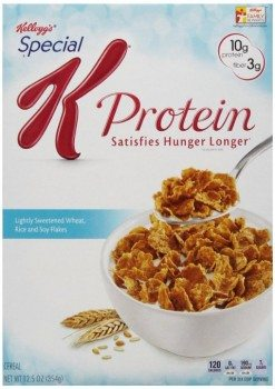 Kellogg's Special K Cereal, Protein, 12.5 Ounce Deal