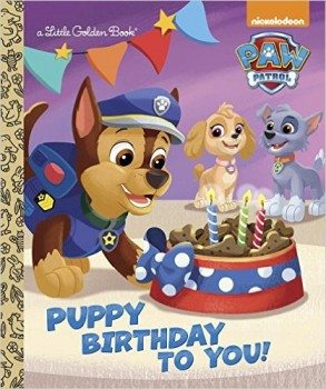 Puppy Birthday to You! Deal