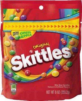 Skittles Original Candy, 9 Ounce Deal