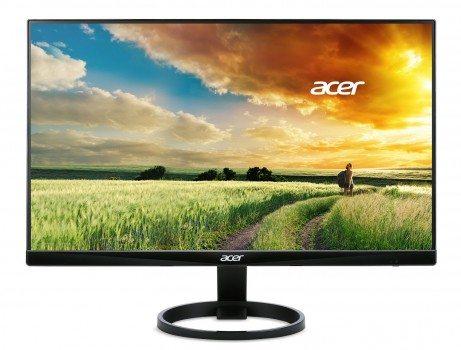Acer R240HY bidx 23.8-Inch IPS HDMI DVI VGA (1920 x 1080) Widescreen Display Deal