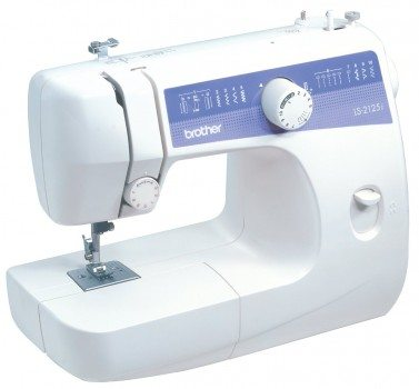 Brother LS2125i Easy-to-Use, Everyday Sewing Machine with 10 stitches including Blind Hem and Zigzag, and 4-Step Auto Buttonhole Deal