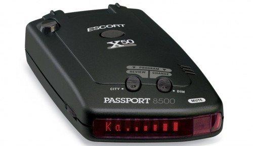 Escort Passport 8500X50 Black Radar Detector Deal