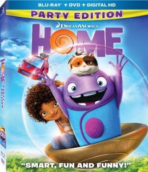Home [Blu-ray] Deal