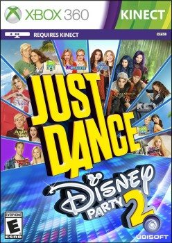 Just Dance 2016 and Just Dance Disney Party 2 Deal