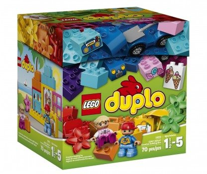 LEGO DUPLO My First 10618 Creative Building Box Deal