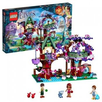 LEGO Elves The Elves' Treetop Hideaway 41075 Deal