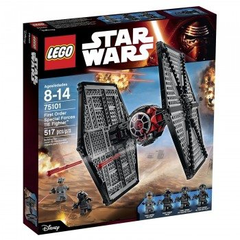LEGO Star Wars First Order Special Forces TIE Fighter 75101 Building Kit Deal