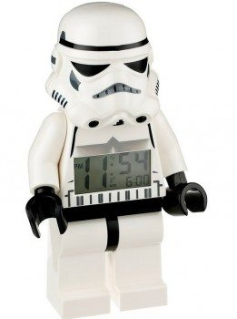 LEGO Star Wars Stormtrooper Figurine Alarm Clock Deal