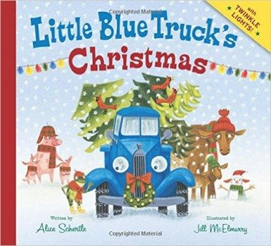 Little Blue Truck's Christmas Deal