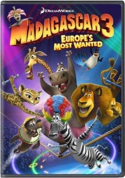 Madagascar 3 Europe's Most Wanted Deal