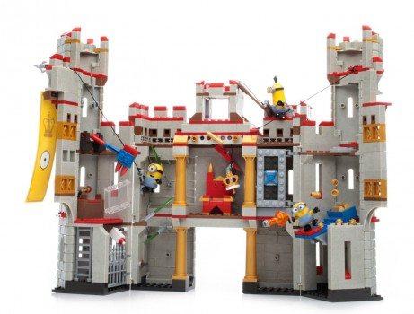 Mega Bloks Despicable Me Castle Adventure Deal