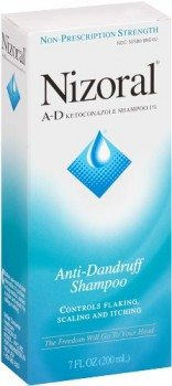 Nizoral AntiDandruff Shampoo, 7-Ounce Bottle Deal