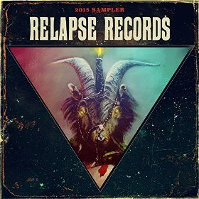 Relapse Sampler 2015 Deal