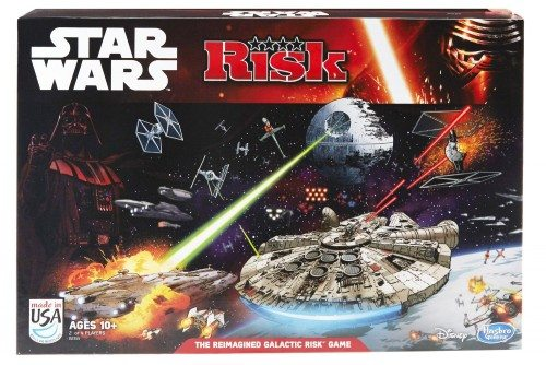 Risk Star Wars Edition Game Deal