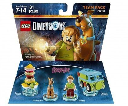 Scooby Doo Team Pack - LEGO Dimensions Deal