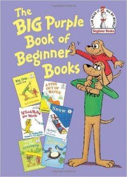 The Big Purple Book of Beginner Books Deal