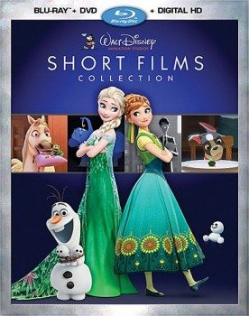 Walt Disney Animation Studios Short Films Collection [Blu-ray] Deal