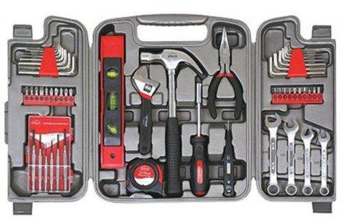 Apollo Precision Tools DT9408 Household Tool Kit, 53-Piece Deal
