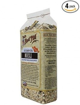Bob's Red Mill Old Country Style Muesli, 18-Ounce (Pack of 4) Deal