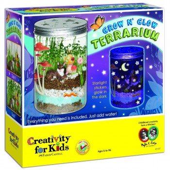 Creativitiy for Kids - Grow 'n Glow Terrarium Deal