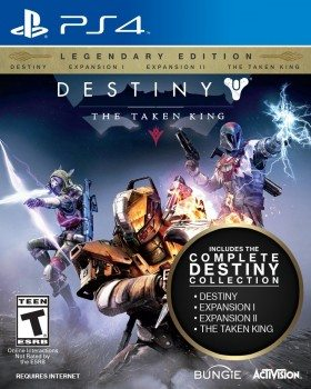 Destiny The Taken King - Legendary Edition - PlayStation 4 Deal