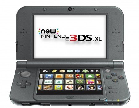New Nintendo 3DS XL Black Deal
