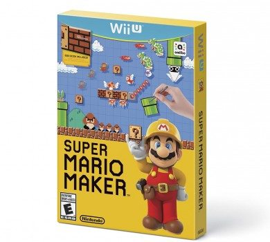 Super Mario Maker - Nintendo Wii U Deal