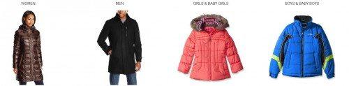 Winter Coats for Women, Men, Kids & Baby Deal