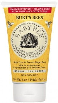 Burt's Bees Baby Bee 100% Natural Diaper Rash Ointment, 3 Ounce Deal