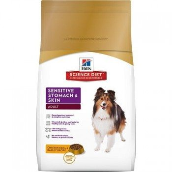 Hill's Science Diet Adult Sensitive Stomach & Skin Dry Dog Food Deal