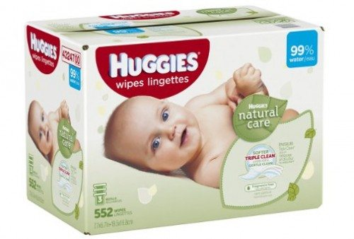 Huggies Natural Care Baby Wipes Refill, 552 Count Deal