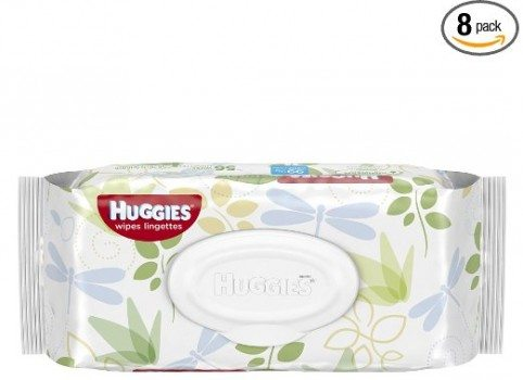 Huggies Natural Care Baby Wipes,448 Total Wipes 56 Count (Pack of 8) (Packaging May Vary) Deal