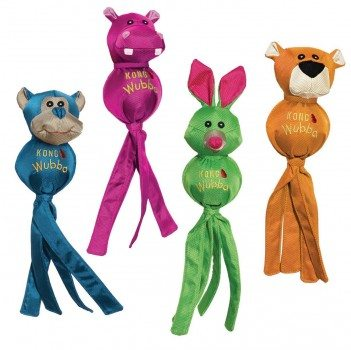 KONG Wubba Ballistic Friends, Dog Toy, Colors Vary Deal