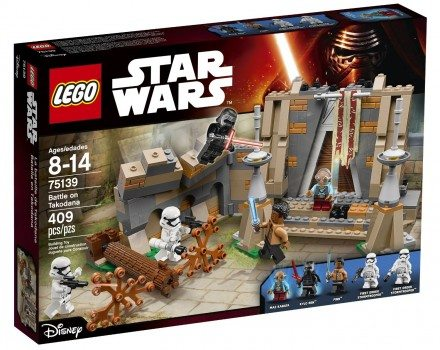 LEGO Star Wars Battle on Takodana 75139 Deal